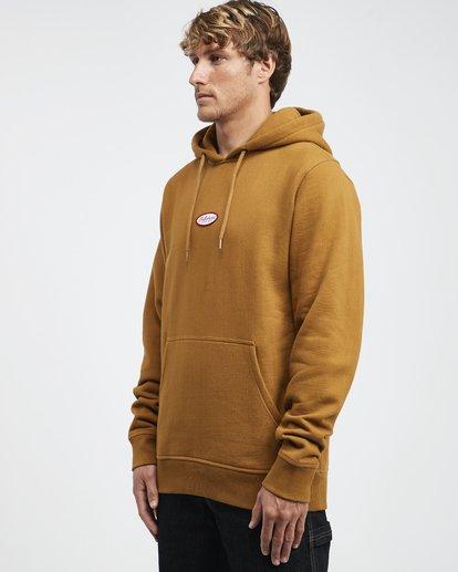 7 97 - Fleece Pullover für Männer Braun Q1FL09BIF9 Billabong