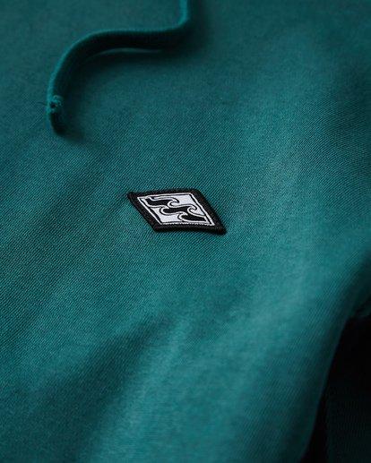 2 Wave Washed - Pullover für Männer Grün Q1FL10BIF9 Billabong