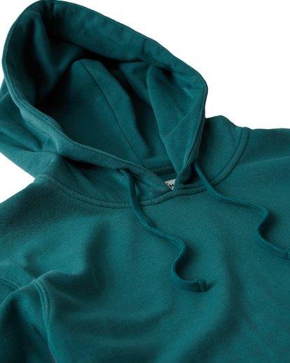 4 Wave Washed - Pullover für Männer Grün Q1FL10BIF9 Billabong