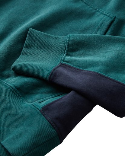 5 Wave Washed - Pullover für Männer Grün Q1FL10BIF9 Billabong