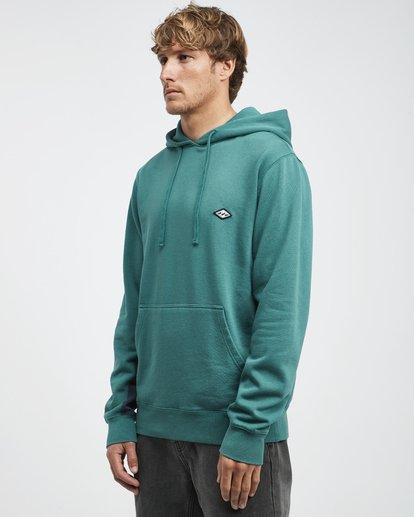 8 Wave Washed - Pullover für Männer Grün Q1FL10BIF9 Billabong