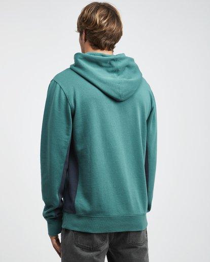 9 Wave Washed - Pullover für Männer Grün Q1FL10BIF9 Billabong