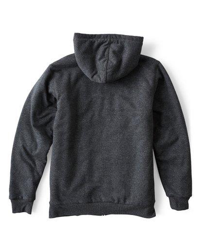 10 All Day - Sherpa Pullover Jacke für Männer Schwarz Q1FL15BIF9 Billabong