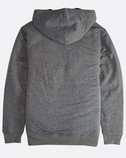 7 All Day - Sherpa Pullover Jacke für Männer Schwarz Q1FL15BIF9 Billabong