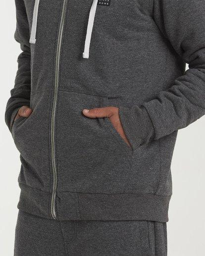 3 All Day - Sherpa Pullover Jacke für Männer Schwarz Q1FL15BIF9 Billabong