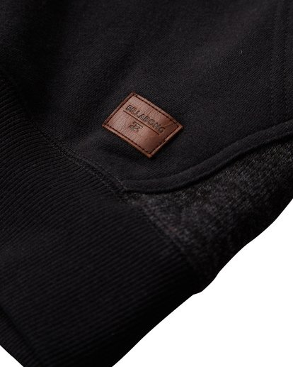 5 Balance - Kapuzenjacke für Männer Schwarz Q1FL16BIF9 Billabong