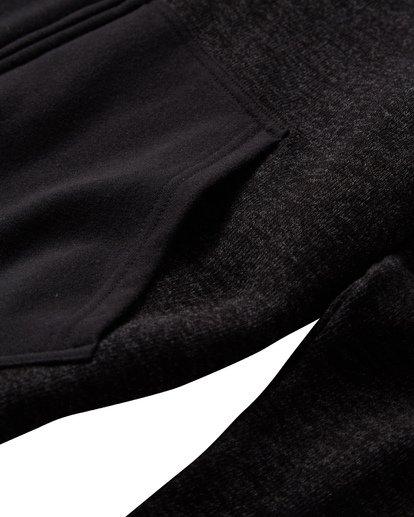 6 Balance - Kapuzenjacke für Männer Schwarz Q1FL16BIF9 Billabong