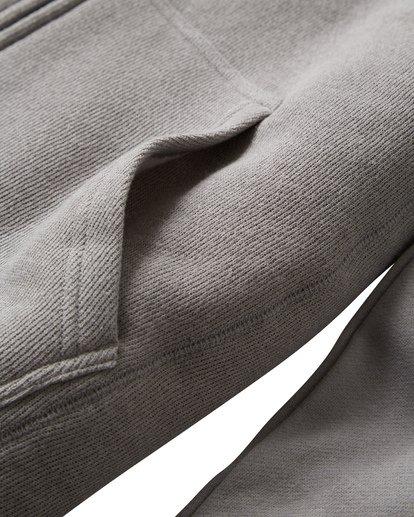 5 Balance - Sherpa Zip für Männer Grau Q1FL17BIF9 Billabong