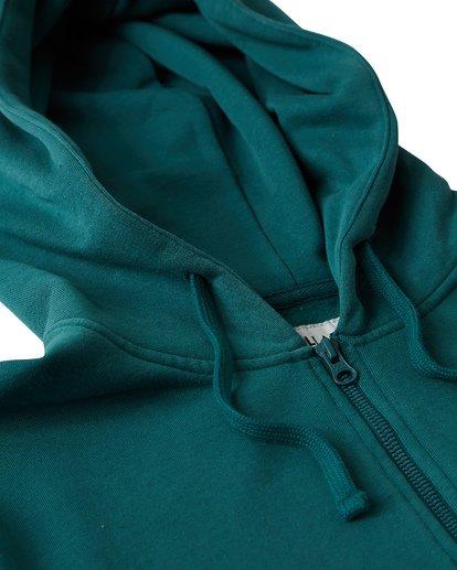 5 Wave Washed - Pullover mit halbem Reißverschluss für Männer Grün Q1FL18BIF9 Billabong