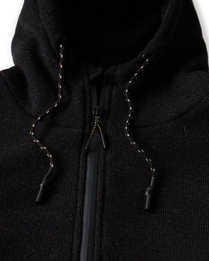 3 Boundary Po - Pull à capuche pour Homme Noir Q1FL25BIF9 Billabong