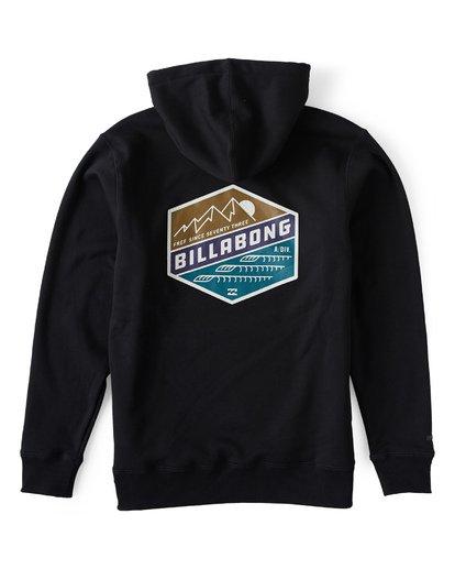 1 Shoreline - Pullover für Männer Schwarz Q1FL36BIF9 Billabong