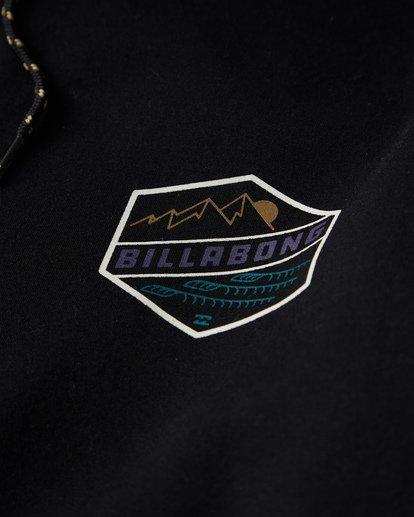 2 Shoreline - Pullover für Männer Schwarz Q1FL36BIF9 Billabong