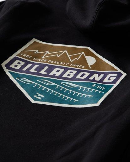 5 Shoreline - Pullover für Männer Schwarz Q1FL36BIF9 Billabong