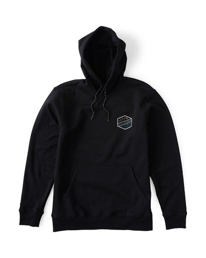 0 Shoreline - Pullover für Männer Schwarz Q1FL36BIF9 Billabong