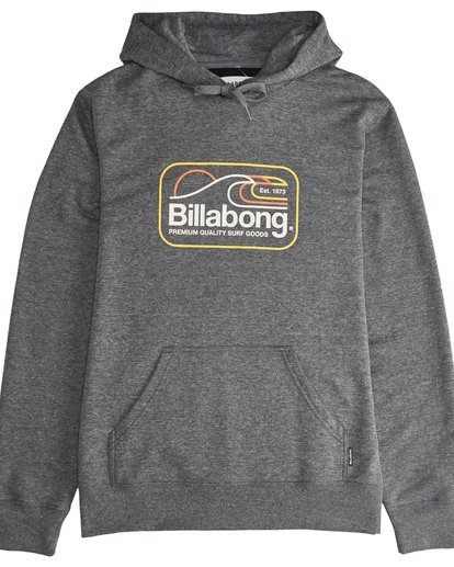 2 Dive - Pullover für Männer Schwarz Q1HO02BIF9 Billabong