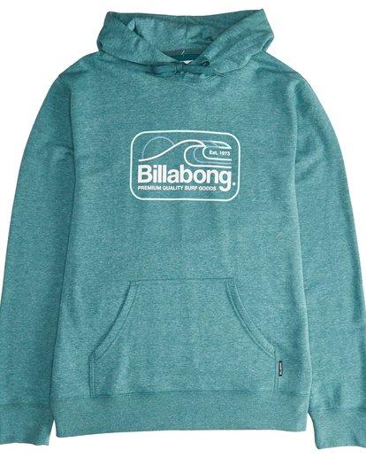 2 Dive - Jersey para Hombre Verde Q1HO02BIF9 Billabong