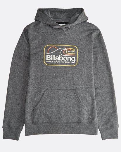 0 Dive - Pullover für Männer Schwarz Q1HO02BIF9 Billabong