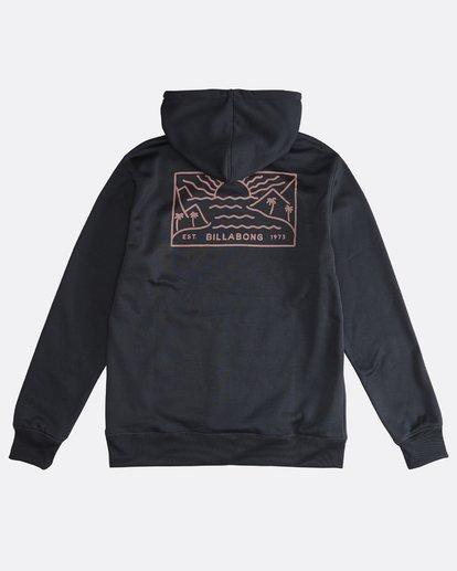 1 Beach Path - Pullover für Männer Schwarz Q1HO04BIF9 Billabong