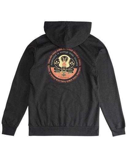 3 Trifecta - Pullover für Männer Schwarz Q1HO09BIF9 Billabong