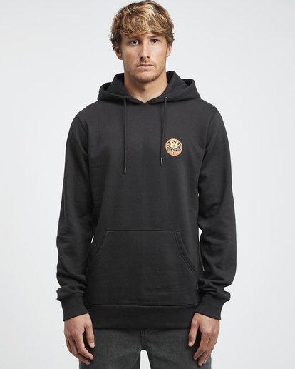 4 Trifecta - Pullover für Männer Schwarz Q1HO09BIF9 Billabong