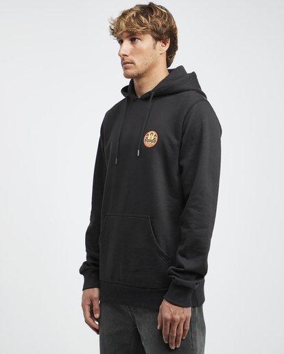 6 Trifecta - Pullover für Männer Schwarz Q1HO09BIF9 Billabong