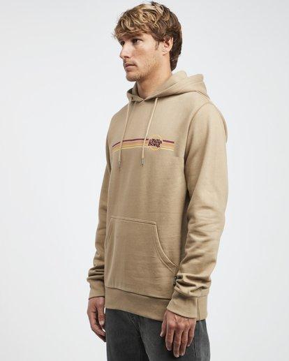 6 Cruiser Stripe - Pullover für Männer Grau Q1HO10BIF9 Billabong