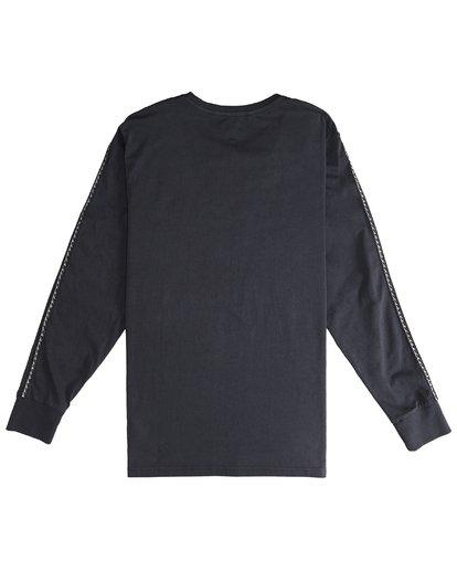 3 Track - Langärmeliges T-Shirt für Männer Schwarz Q1JE07BIF9 Billabong