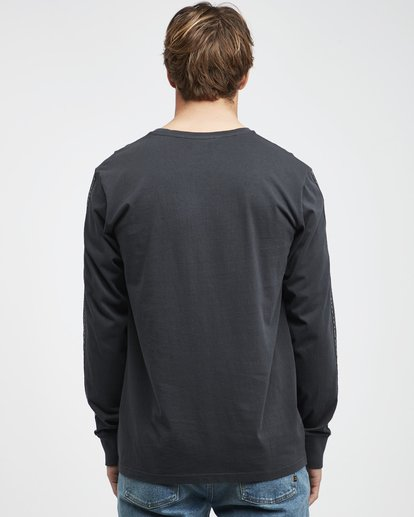5 Track - Langärmeliges T-Shirt für Männer Schwarz Q1JE07BIF9 Billabong