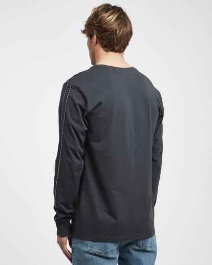 7 Track - Langärmeliges T-Shirt für Männer Schwarz Q1JE07BIF9 Billabong