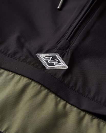 13 Wind Swell - Anorak Jacket for Men Black Q1JK01BIF9 Billabong