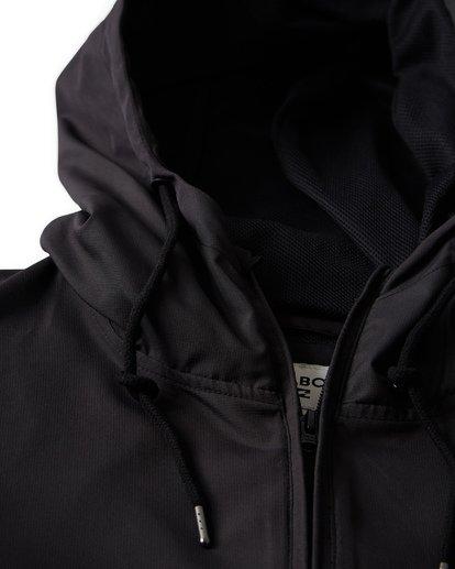 14 Wind Swell - Anorak Jacket for Men Black Q1JK01BIF9 Billabong