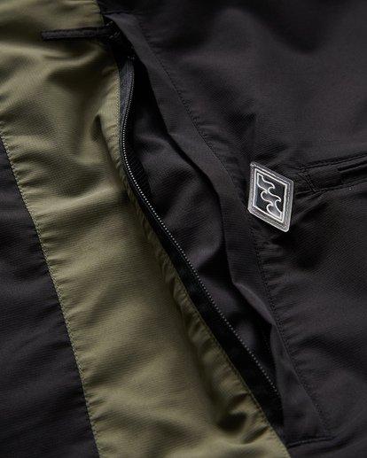15 Wind Swell - Anorak Jacket for Men Black Q1JK01BIF9 Billabong