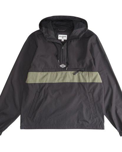 10 Wind Swell - Anorak Jacket for Men Black Q1JK01BIF9 Billabong