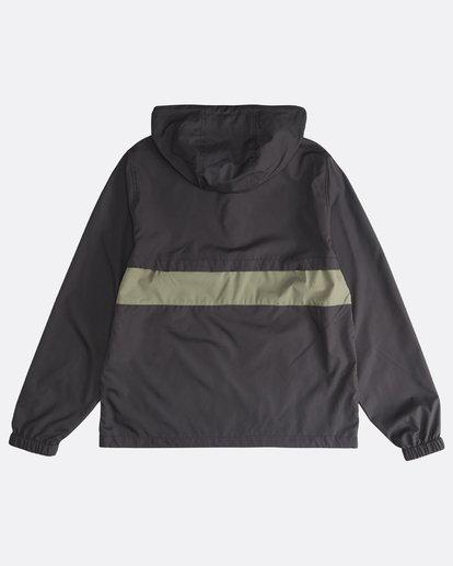6 Wind Swell - Anorak Jacket for Men Black Q1JK01BIF9 Billabong