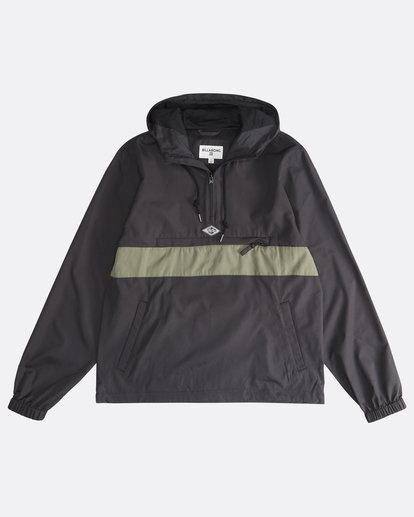 5 Wind Swell - Anorak Jacket for Men Black Q1JK01BIF9 Billabong