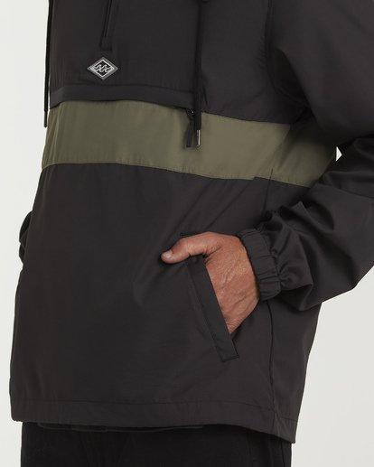 3 Wind Swell - Anorak Jacket for Men Black Q1JK01BIF9 Billabong
