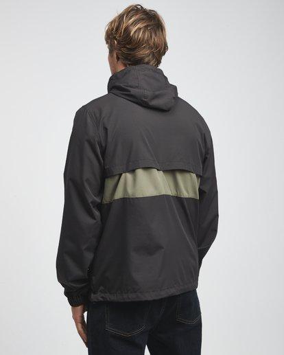 19 Wind Swell - Anorak Jacket for Men Black Q1JK01BIF9 Billabong