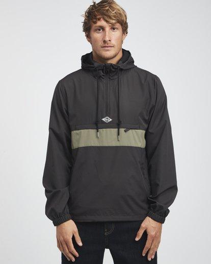 16 Wind Swell - Anorak Jacket for Men Black Q1JK01BIF9 Billabong