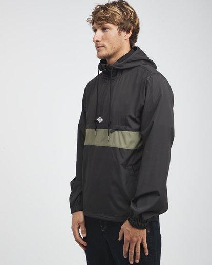 17 Wind Swell - Anorak Jacket for Men Black Q1JK01BIF9 Billabong