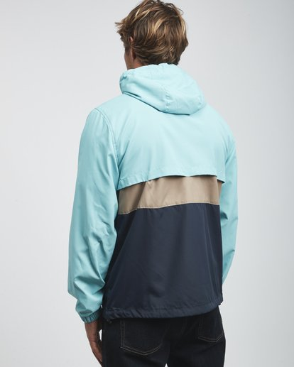 7 Wind Swell - Anorak Jacket for Men  Q1JK01BIF9 Billabong