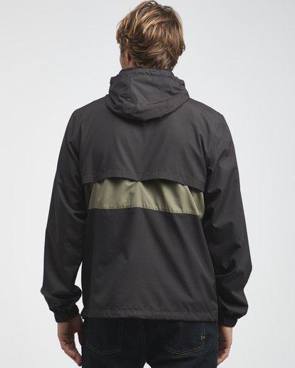 8 Wind Swell - Anorak Jacket for Men Black Q1JK01BIF9 Billabong