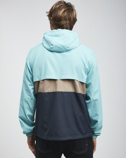 3 Wind Swell - Anorak Jacket for Men  Q1JK01BIF9 Billabong