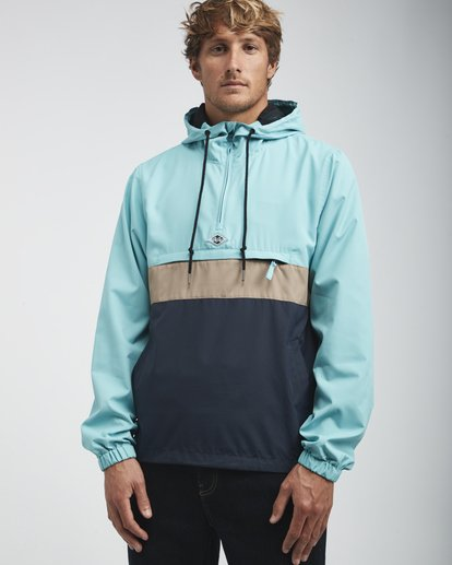 2 Wind Swell - Anorak Jacket for Men  Q1JK01BIF9 Billabong