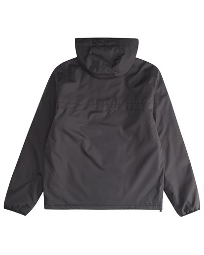 3 Transport - Windbreaker for Men Black Q1JK05BIF9 Billabong
