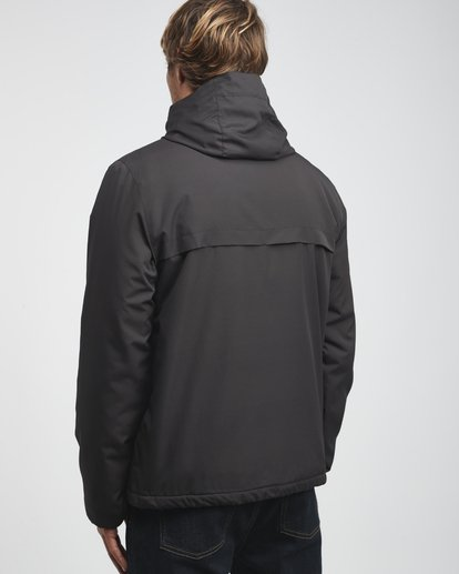 7 Transport - Windbreaker for Men Black Q1JK05BIF9 Billabong