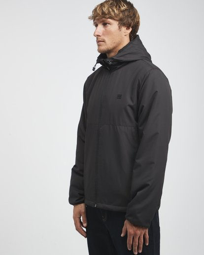 5 Transport - Windbreaker for Men Black Q1JK05BIF9 Billabong
