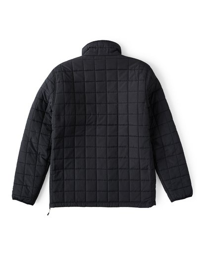 15 Boundary - Reversible Stepp-Jacke für Männer Schwarz Q1JK06BIF9 Billabong