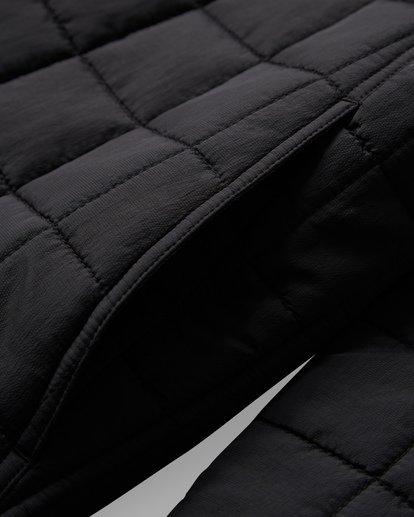 17 Boundary - Reversible Stepp-Jacke für Männer Schwarz Q1JK06BIF9 Billabong