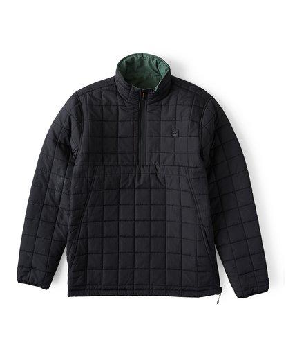 13 Boundary - Reversible Stepp-Jacke für Männer Schwarz Q1JK06BIF9 Billabong