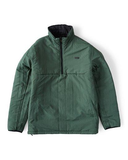 14 Boundary - Reversible Puffer Jacket for Men Black Q1JK06BIF9 Billabong